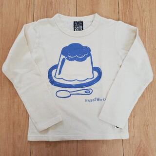 ラゲッドワークス(RUGGEDWORKS)のRUGGEDWORKS プリンTシャツ 120(Tシャツ/カットソー)
