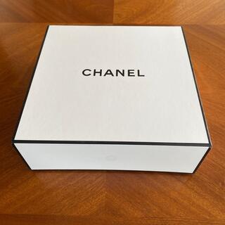 シャネル(CHANEL)のCHANEL ギフトボックス 箱 空箱(小物入れ)