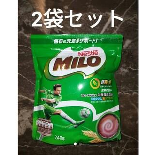ネスレ(Nestle)のネスレ ミロ 240g 2袋(その他)