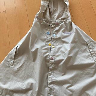 コンビミニ(Combi mini)のレインポンチョ 60〜100cm(レインコート)