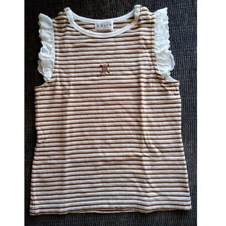 セリーヌ(celine)のCELINE ノースリーブTシャツ(Tシャツ/カットソー)