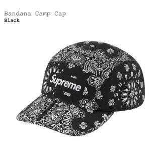 シュプリーム(Supreme)のsupreme bandana camp cap(キャップ)