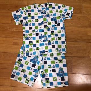 シマムラ(しまむら)の半袖パジャマ 130 モンスターズインク(パジャマ)
