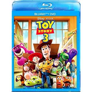 トイストーリー(トイ・ストーリー)のディズニー正規品⭐️トイ・ストーリー3 ('10米)DVD(キッズ/ファミリー)