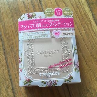 CANMAKE - キャンメイク(CANMAKE) マシュマロフィニッシュファンデーション MO(9