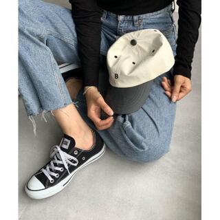 トゥデイフル(TODAYFUL)のゆめ様専用  ロゴ配色CAPキャップブラックcanal jeanキャナルジーン(キャップ)