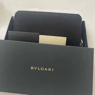ブルガリ(BVLGARI)のBVLGARI新品未使用ロゴマニア長財布(長財布)