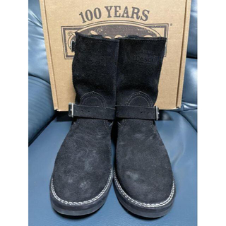 ウエスコ(Wesco)の美品WESCOカスタム BOSS 100周年9.5EEE(ブーツ)