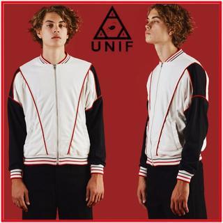 ユニフ(UNIF)のUNIF♡ACID CRISIS JACKET(Gジャン/デニムジャケット)