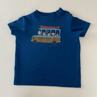 モンベル(mont bell)のmont-bell モンベルバスTシャツ 90㎝(Tシャツ/カットソー)