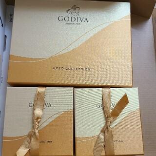 GODIVA ゴディバ チョコレート(菓子/デザート)