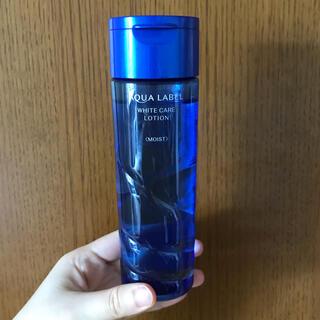 アクアレーベル(AQUALABEL)のアクアレーベル ホワイトケアローション みずみずしいしっとりタイプ(化粧水/ローション)