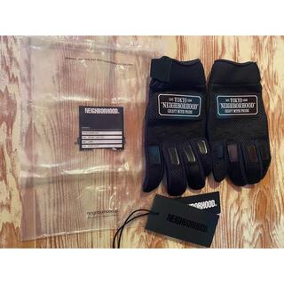 ネイバーフッド(NEIGHBORHOOD)のKen様 専用 ネイバーフッド グローブ ブラック L(手袋)