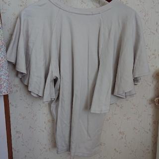 ハグオーワー(Hug O War)のお値下げ♥CLOTH & CROSS、袖とドレープTシャツ(Tシャツ/カットソー(半袖/袖なし))
