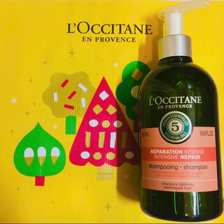 L'OCCITANE - ロクシタン ファイブハーブスリペアリングシャンプー  500mL 本体