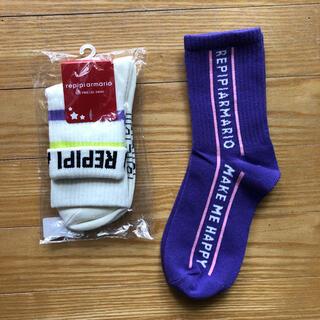 レピピアルマリオ(repipi armario)のレピピアルマリオ(靴下/タイツ)