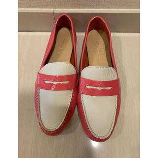 コールハーン(Cole Haan)のコールハーン ローファー 24cm 美品(ローファー/革靴)