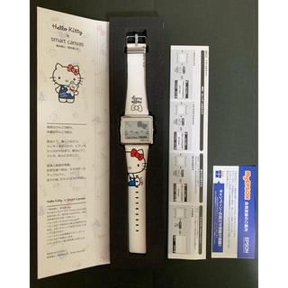エプソン(EPSON)のスマートキャンバス ハローキティ(腕時計)