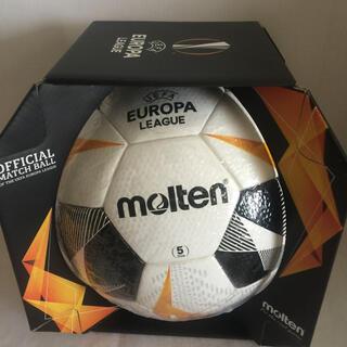 モルテン(molten)のモルテン UEFA ヨーロッパリーグ 公式試合球 F5U5003-G9 5号(ボール)