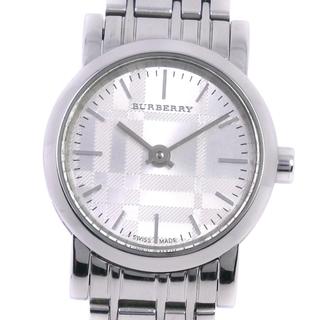 バーバリー(BURBERRY)のアナログ表示バーバリー    BU1764  ステンレススチール(腕時計)
