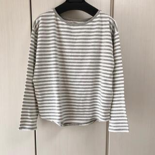 アングリッド(Ungrid)の新品 ボーダーロングスリーブTee(Tシャツ(長袖/七分))