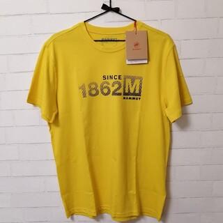マムート(Mammut)の【新品】MAMMUT Seile T-Shirt Men XL 黄色(登山用品)
