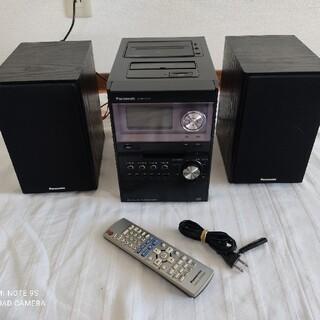 パナソニック(Panasonic)のパナソニック SDステレオシステム SA-PM670SD(その他)