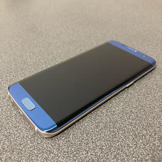 ギャラクシー(galaxxxy)のGalaxy S7 edge SC-02H Blue 32GB docomo(スマートフォン本体)