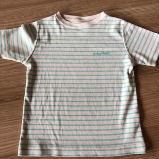 モンベル(mont bell)のモンベル Tシャツ 110 男の子でも女の子でも(Tシャツ/カットソー)
