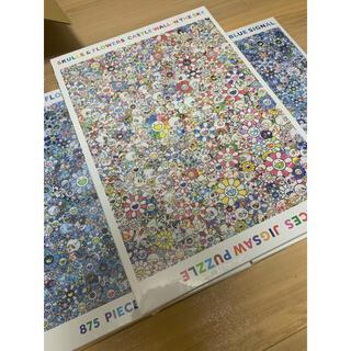 zingaro パズル 村上隆 ジグソーパズル SKULLS & FLOWERS(その他)