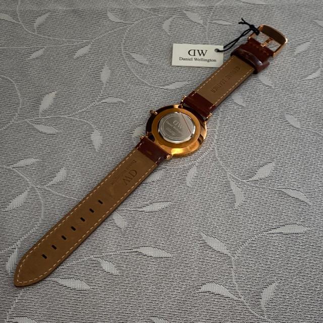 Daniel Wellington(ダニエルウェリントン)のダニエルウェリントン Daniel Wellington DW00300007 メンズの時計(腕時計(アナログ))の商品写真