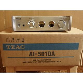 TEAC USB DAC搭載ステレオプリメインアンプ AI-501DA