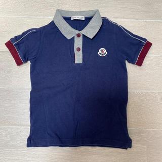 モンクレール(MONCLER)のモンクレール ポロシャツ キッズ 4a 4歳 104cm(Tシャツ/カットソー)