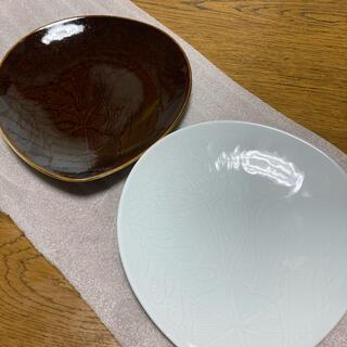 イイホシユミコ 鹿児島さんコラボ フローロドロップ 2枚(食器)