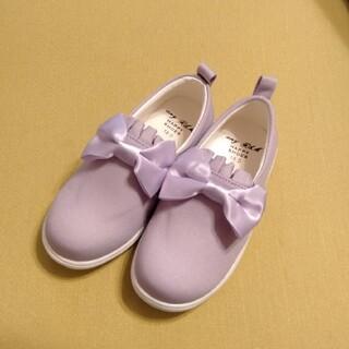 anyFAM - エニィファムanyFAM 靴18cm オンワード