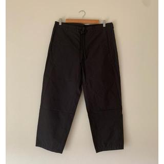 コモリ(COMOLI)のAURALEE SELVEDGE WEATHER CLOTH イージーパンツ3(その他)
