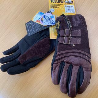 イエローコーン(YeLLOW CORN)のバイク 手袋 WSサイズ(装備/装具)