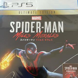 プランテーション(Plantation)のPS5 スパイダーマン 新品未開封 (家庭用ゲームソフト)