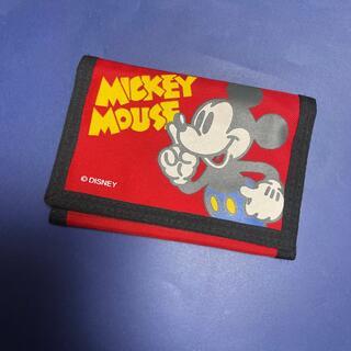 ディズニー(Disney)の財布 ディズニー キッズ キャラクター レトロ ミッキー(財布)