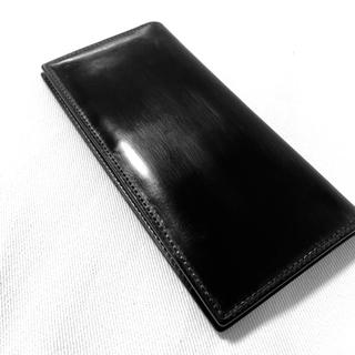 ガンゾ(GANZO)のGANZO SHELL CORDOVAN 2 (シェルコードバン2)長財布(長財布)
