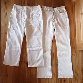 グローバルワーク(GLOBAL WORK)の158.レディース パンツ2点(GLOBAL WORK・Neo R-Jeans)(その他)
