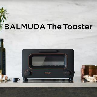 バルミューダ(BALMUDA)のバルミューダ トースター K05A-BK(調理機器)