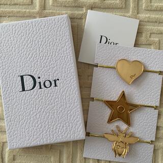 ディオール(Dior)のDior ノベルティ ヘアゴム(ノベルティグッズ)