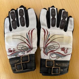 バイク 手袋 WSサイズ(装備/装具)