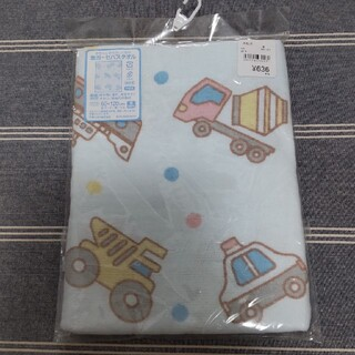 ニシマツヤ(西松屋)の新品未使用品☆西松屋 赤ちゃんガーゼタオル(おくるみ/ブランケット)