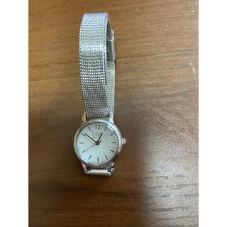マーガレットハウエル(MARGARET HOWELL)のマーガレットハウエル idea レディースソーラー 時計 ウォッチ(腕時計)