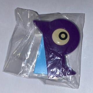 パーやん 藤子不二雄 バッジ 未使用 パーマンの紫 パーやん運送(キャラクターグッズ)