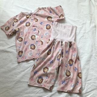 ディズニー(Disney)のソフィア 半袖 パジャマ 95cm(パジャマ)