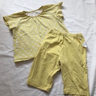 ユニクロ(UNIQLO)のユニクロ 半袖 パジャマ 100cm(パジャマ)