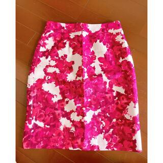 ケイトスペードニューヨーク(kate spade new york)のぴこ08様専用✨ケイトスペード スカート サイズ2(ひざ丈スカート)